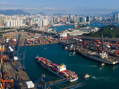 cargo port china