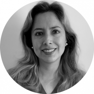 Violeta Gutierrez, Director for International Business
