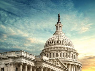 Craing Thorn provides testimony at the U.S. Capitol